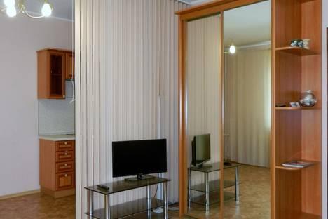 Сдается 1-комнатная квартира посуточно в Иркутске, Дзержинского, 20.