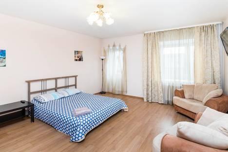 Сдается 2-комнатная квартира посуточно в Тюмени, улица Мельничная 83/3.