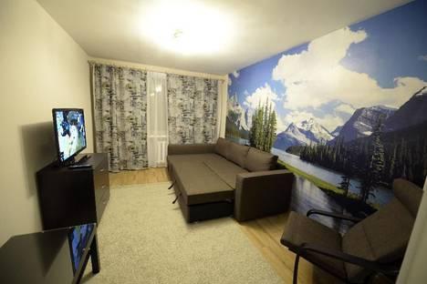 Сдается 2-комнатная квартира посуточнов Тюмени, Котовского, 1.