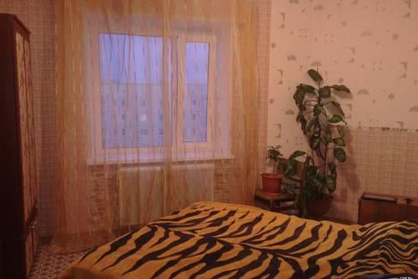 Сдается 2-комнатная квартира посуточнов Надыме, комсомольская 12\2.