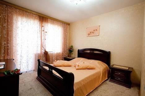 Сдается 2-комнатная квартира посуточнов Воронеже, Среднемосковская, 7.