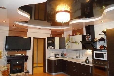 Сдается 2-комнатная квартира посуточно в Новосибирске, ул. Гоголя, 4.