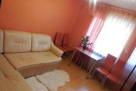 Сдается 3-комнатная квартира посуточно в Новосибирске, Красный проспект, 59.
