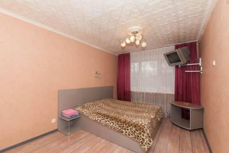 Сдается 1-комнатная квартира посуточнов Екатеринбурге, Азина,39.
