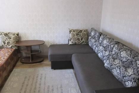 Сдается 1-комнатная квартира посуточно в Липецке, ул. Петра Смородина, 9а.