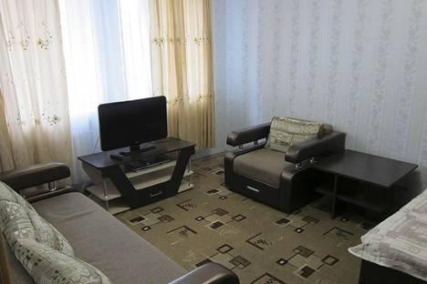 Сдается 1-комнатная квартира посуточно в Липецке, Петра Смородина, 9а.