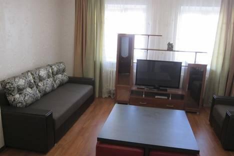 Сдается 2-комнатная квартира посуточно, ул. Петра Смородина, 9а.