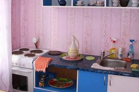 Сдается 1-комнатная квартира посуточно в Павлодаре, Дерибаса,  4/1.
