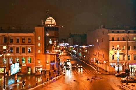 Сдается 1-комнатная квартира посуточнов Санкт-Петербурге, Невский проспект, 91-5.