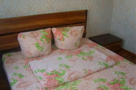 Сдается 2-комнатная квартира посуточнов Омске, Иртышская Набережная 3/6.