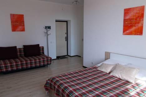 Сдается 1-комнатная квартира посуточно в Светлогорске, Яблоневая, 7.