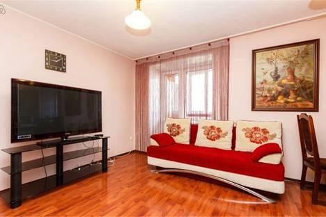 Сдается 1-комнатная квартира посуточнов Омске, ул.Карла Маркса проспект дом 61.
