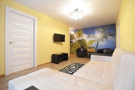 Сдается 3-комнатная квартира посуточнов Воронеже, Кольцовская 27.