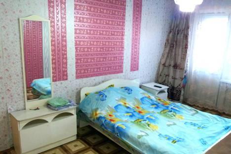 Сдается 1-комнатная квартира посуточно, проспект Рыбаков 2,  ЦУМ.
