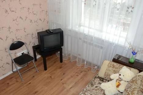 Сдается 1-комнатная квартира посуточнов Геленджике, ул. Островского, 27А.