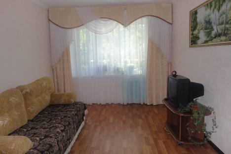 Сдается 1-комнатная квартира посуточно в Белокурихе, ул. Советская, 10/1.