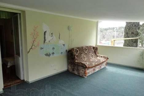 Сдается 1-комнатная квартира посуточно в Новом Свете, Л.Голицына 30.