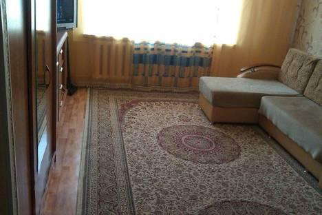 Сдается 1-комнатная квартира посуточнов Актобе, 12-й микрорайон, 21.