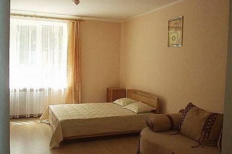 Сдается 1-комнатная квартира посуточно, Дмитриева, 9.
