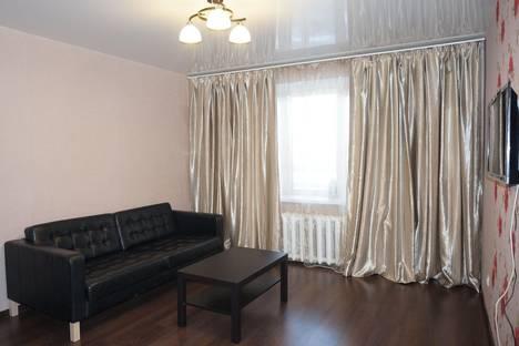 Сдается 1-комнатная квартира посуточно в Уфе, ул. Комсомольская, 106.