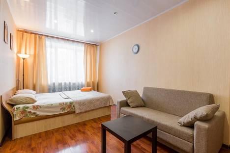 Сдается 1-комнатная квартира посуточно в Туле, Красноармейски проспект 21.