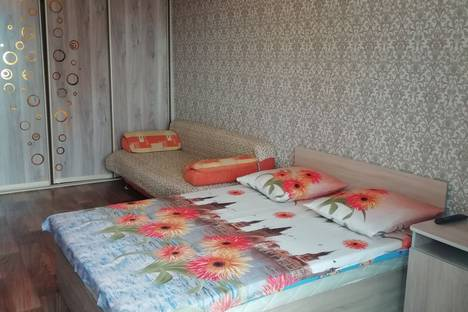 Сдается 1-комнатная квартира посуточно, Иркутский тракт, 57.