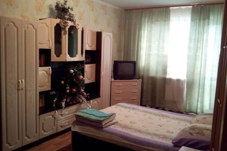 Сдается 1-комнатная квартира посуточно в Томске, Иркутский тракт, 44.