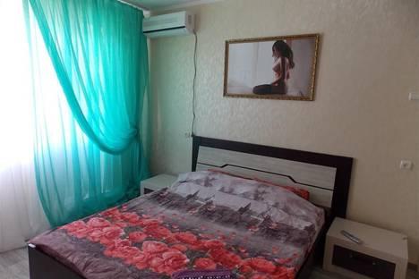 Сдается 1-комнатная квартира посуточнов Волгодонске, ул. Гаражная, 187.