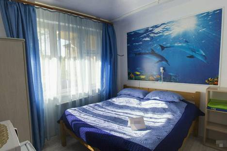 Сдается 1-комнатная квартира посуточно, ул. Лесопарковая, 17.