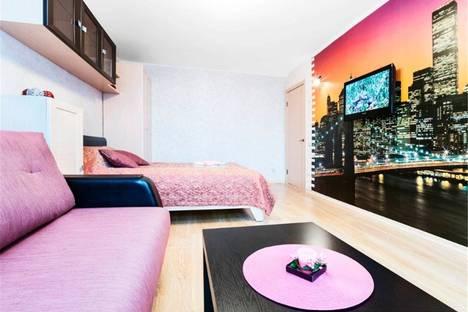 Сдается 1-комнатная квартира посуточнов Омске, ул.Циолковского дом 4/1.