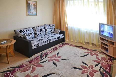 Сдается 1-комнатная квартира посуточнов Барановичах, улица Домейко 25.
