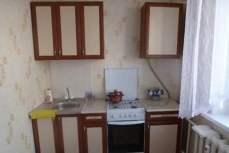 Сдается 1-комнатная квартира посуточно в Щёлкове, ул. Комарова, д. 5.