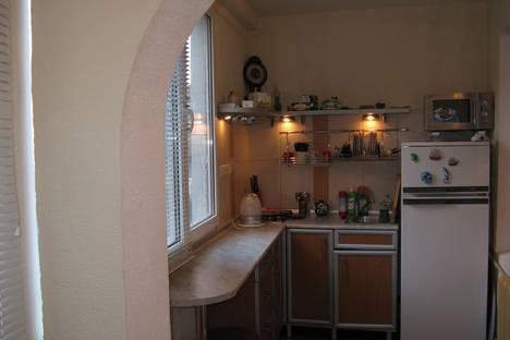 Сдается 2-комнатная квартира посуточнов Партените, ул .Нагорная. д 14.