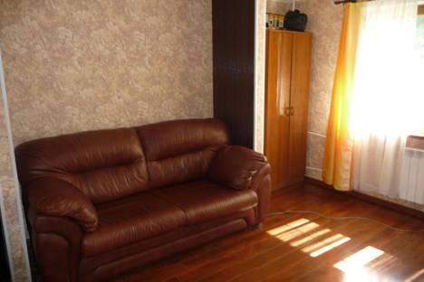 Сдается 1-комнатная квартира посуточнов Сочи, ул. Гагарина 18.