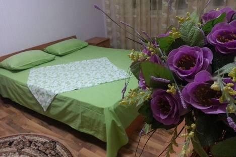 Сдается 2-комнатная квартира посуточнов Актау, 7-й микрорайон, 5.