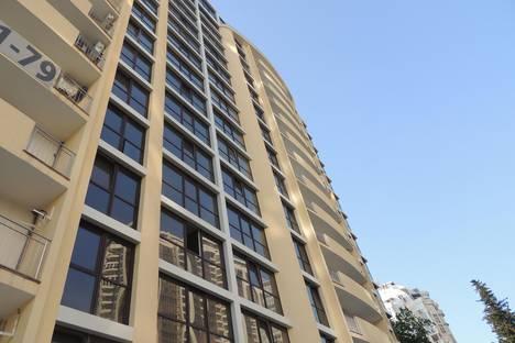 Сдается 1-комнатная квартира посуточнов Сочи, ул. Войкова, 27.