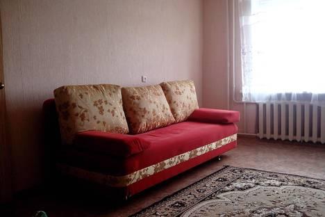 Сдается 1-комнатная квартира посуточно, ул. Пландина, д. 17.