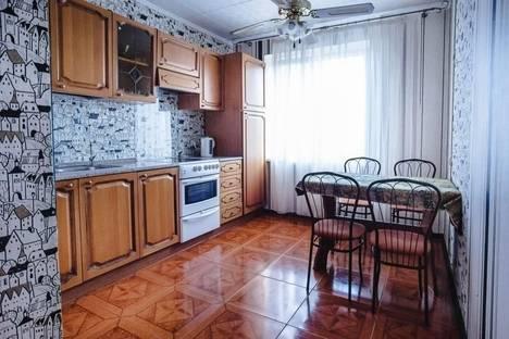 Сдается 2-комнатная квартира посуточно в Тольятти, шоссе Южное, 45.