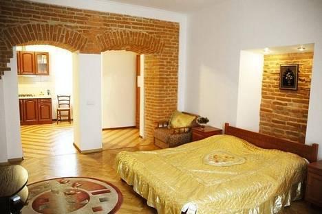 Сдается 1-комнатная квартира посуточнов Львове, ул. Староеврейская,5.