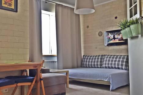 Сдается 2-комнатная квартира посуточнов Сергиевом Посаде, ул. Вознесенская, 48.