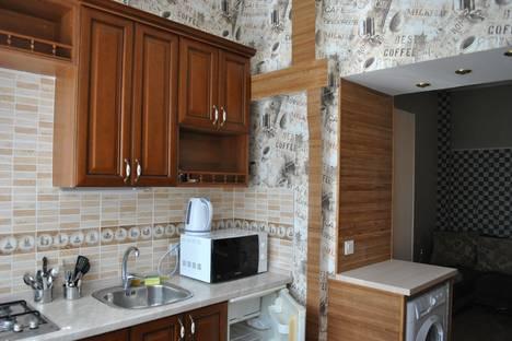 Сдается 1-комнатная квартира посуточно в Ялте, ул. Садовая д.4.