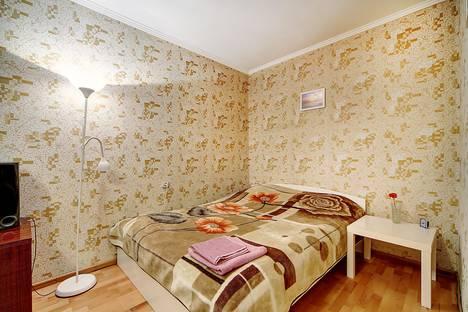 Сдается 1-комнатная квартира посуточно в Санкт-Петербурге, проспект Науки, 44.