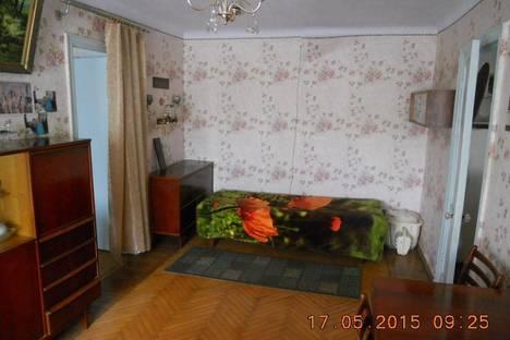 Сдается 1-комнатная квартира посуточно в Феодосии, ул,Федько 39.