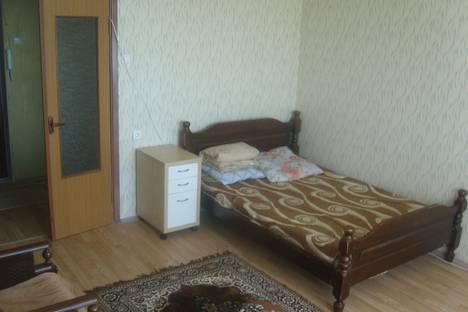 Сдается 1-комнатная квартира посуточно, бульвар 65-летия Победы 9.