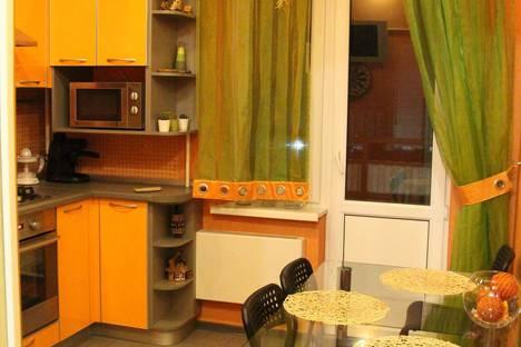 Сдается 1-комнатная квартира посуточнов Новороссийске, ул. Южная, 12.
