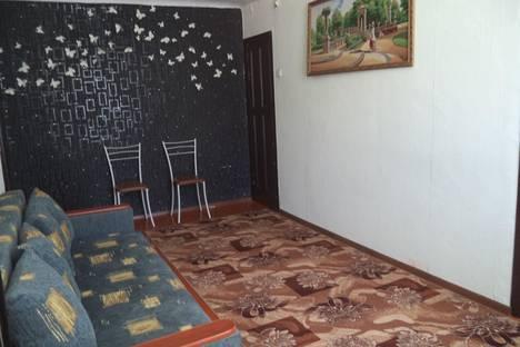 Сдается 2-комнатная квартира посуточно в Белорецке, Косротова 44.
