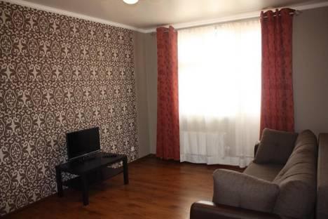 Сдается 1-комнатная квартира посуточнов Железнодорожном, ул. Поликахина, 1.