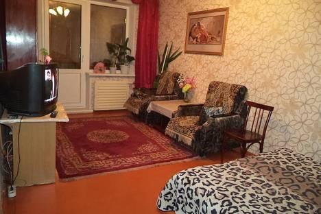 Сдается 1-комнатная квартира посуточно в Рубцовске, переулок Гражданский41.