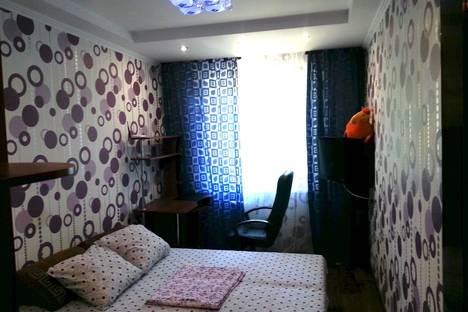 Сдается 2-комнатная квартира посуточно в Алуште, Судакская 6.