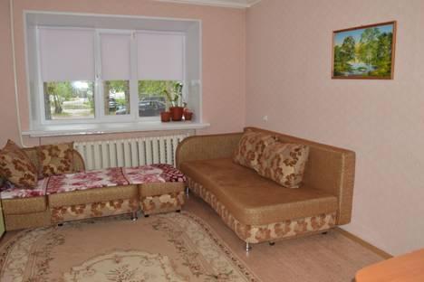 Сдается 2-комнатная квартира посуточнов Мегионе, ул.Ленина, 6/1.
